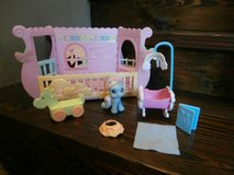 My Little Pony Newborn Little Rainbow Dash Play set in Houston, Texas