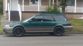 97 subaru legacy outback in Fort Lewis, Washington