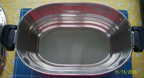 Stainless Steel Oblong cooker, spaghetti, or ? in Yucca Valley, California