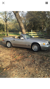 1998 Mercedes SL500 Convertible Was $11995 Now in Warner Robins, Georgia