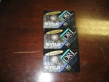 Fuji DR-I 90 Minute Cassette Tapes in Houston, Texas