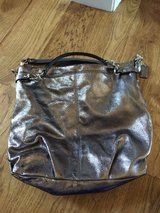 Coach purse with matching wallet in Chicago, Illinois