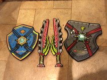 Lego Chima Swords And Shields in Joliet, Illinois