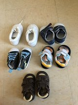 3-6mo boy shoes..pick up kadena in Okinawa, Japan
