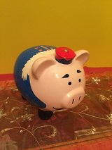 Christmas piggy bank never used in Naperville, Illinois