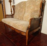 Antique Chippendale Loveseat in Ramstein, Germany