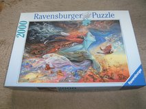 "Ravensburger Puzzle ""Spirit of flight"" in Ramstein, Germany"