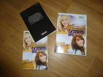 Girls Christmas present? Wii Hannah Montana - Disney - The Movie in Cambridge, UK