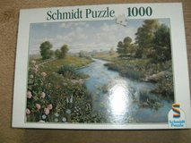 "Schmidt Puzzle ""Little creek"" in Ramstein, Germany"
