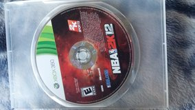 NBA 2K 12 (XBOX 360) in Fort Campbell, Kentucky