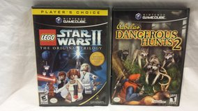 """STAR WARS II, &  ""DANGEROUS HUNTS 2 in Beaufort, South Carolina"