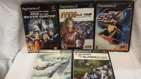 5 Playstation 2  Games in Beaufort, South Carolina