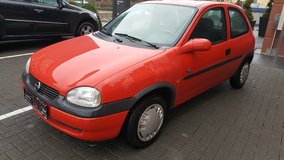 Opel Corsa Sport 1.0 liter 16V A/C Gas saver in Ansbach, Germany