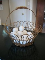 Basket in Fort Campbell, Kentucky