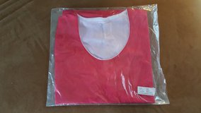 Brand New reversible pinnies red/white in Kissimmee, Florida