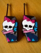 new monster high walkie talkies in Hemet, California