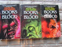 Books of Blood volume 1,2 and 3 in Aurora, Illinois