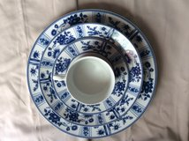 Blue and White China set of 4 in Kingwood, Texas