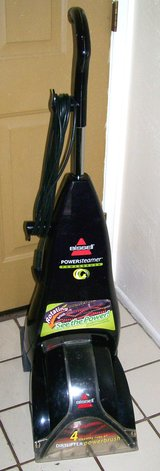 Bissell Power Steamer Carpet Cleaner in Yucca Valley, California