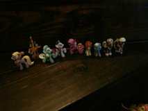 My little pony 9 figurines set in Kingwood, Texas