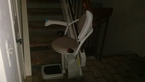 Ameriglide Vesta Stairlift in Oceanside, California
