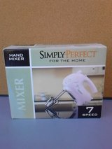 new simply perfect hand mixer in Fort Riley, Kansas