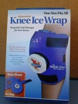 New  knee ice wrap in Fort Riley, Kansas