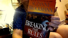 breaking the rules by suzanne brockmann in Alamogordo, New Mexico