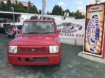 2003 Suzuki Lapin - Red - LOW KMS - Clean - KEI - 1 YEAR WARRANTY - Compare & $ave! in Okinawa, Japan