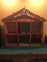 Antique Handmade Wood Doll House in Elizabethtown, Kentucky