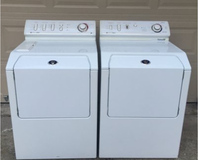 Maytag Neptune Washer and Dryer in Houston, Texas