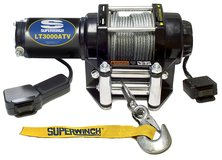 Superwinch 12 VDC winch 3,000lbs/1360kg in Ramstein, Germany