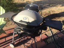 Weber Gas Grill w/ Stand (REDUCED) in 29 Palms, California