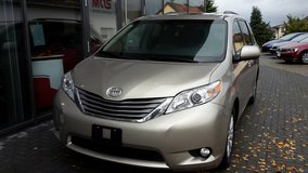 TOYOTA SIENNA XLE 8 PASSENGER , 48 HOUR DELIVERY in Spangdahlem, Germany
