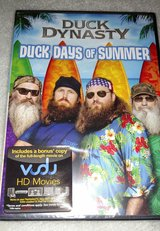 "New Duck Dynasty "" Duck Days of Summer"" DVD (unopened) in Warner Robins, Georgia"