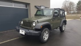 2015 Jeep Wrangler Sport 4x4 in Baumholder, GE