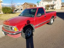 Chevy S10 in Fort Carson, Colorado