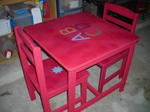 Children's Table in Kingwood, Texas