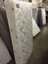 """NEW! QUEEN USA MADE QUALITY DOUBLE SIDED """"SPINAL CARE"""" THICK MATTRESS!! in Camp Pendleton, California"""