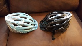 Bicycle Helmets  His and Hers in Camp Lejeune, North Carolina