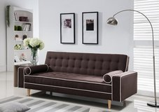 NEW! URBAN SOFA BED CONTEMPORARY STYLE! NEW in Camp Pendleton, California