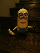 Minion Kevin Eating Banana Action Figure in Cleveland, Texas
