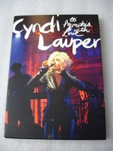 Cyndi Lauper To Mephis With Love CD/DVD in Aurora, Illinois