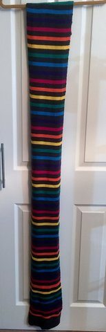 LONG AEROPOSTALE KNIT SCARF in Lakenheath, UK