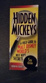 Hidden Mickey  book in Ramstein, Germany