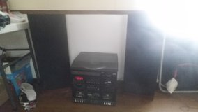 old style stereo system in Fort Polk, Louisiana