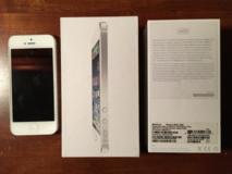 iPhone 5s 64GB Unlocked in Oceanside, California