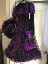 Girl's Witch costume -Size Big Girl 10 in Yorkville, Illinois
