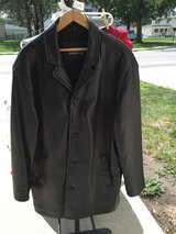 Men's Italian Leather coat in Kansas City, Missouri
