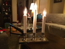 Electric Candles in Naperville, Illinois